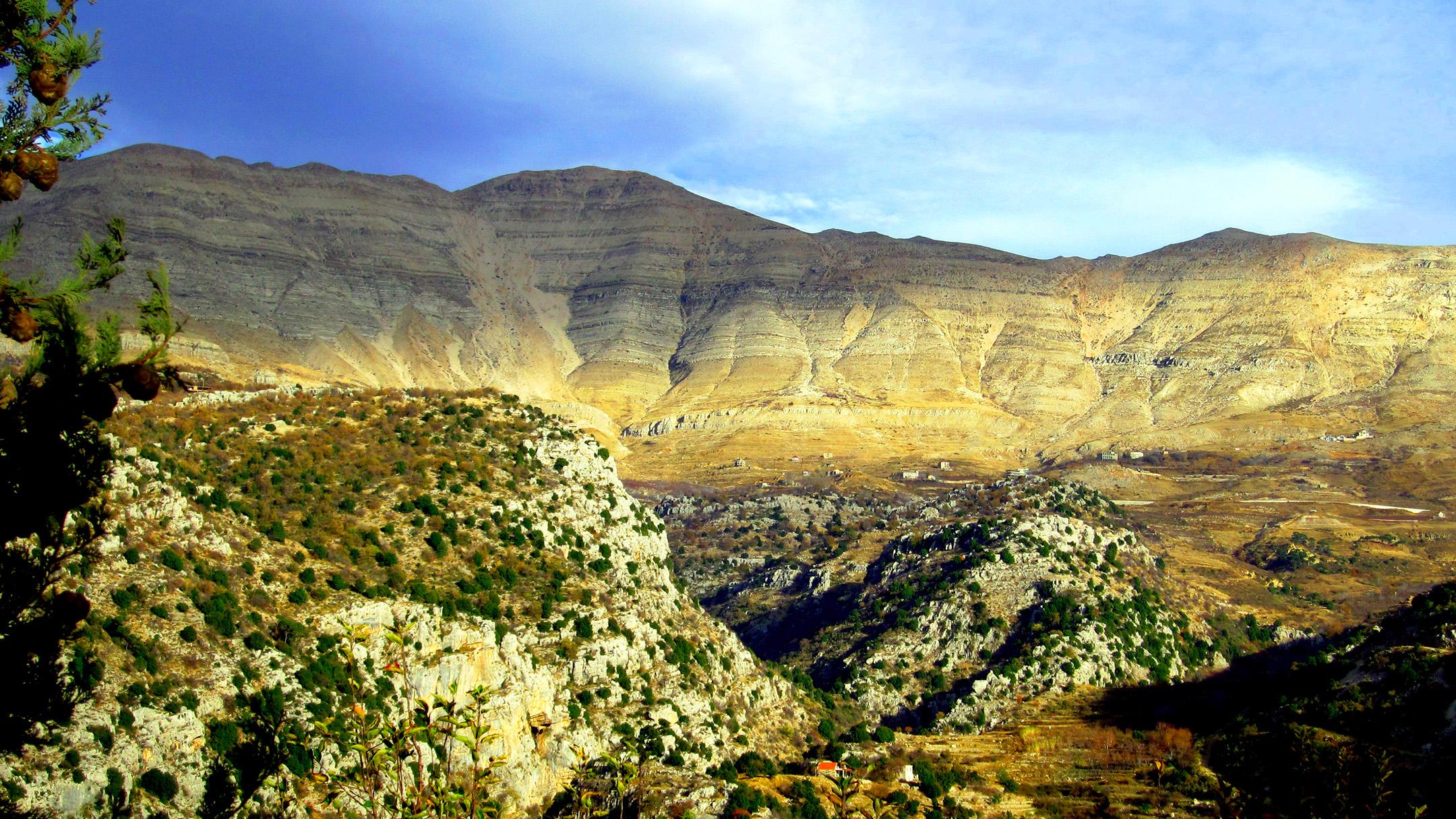 Hike Lebanon Hamana