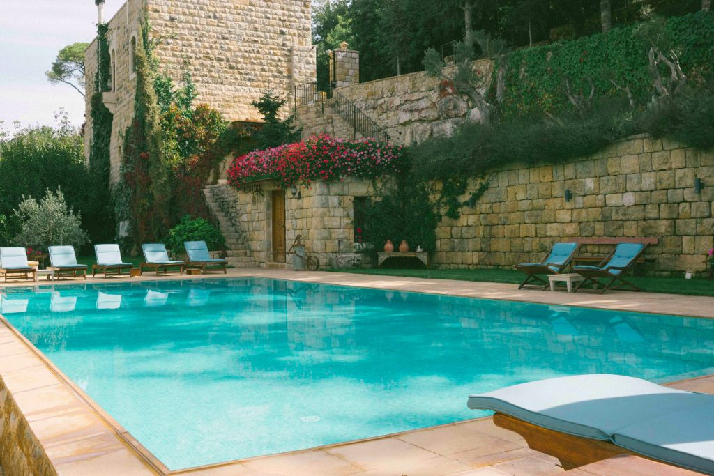Bouyouti Lebanon Guest House In Beiteddine