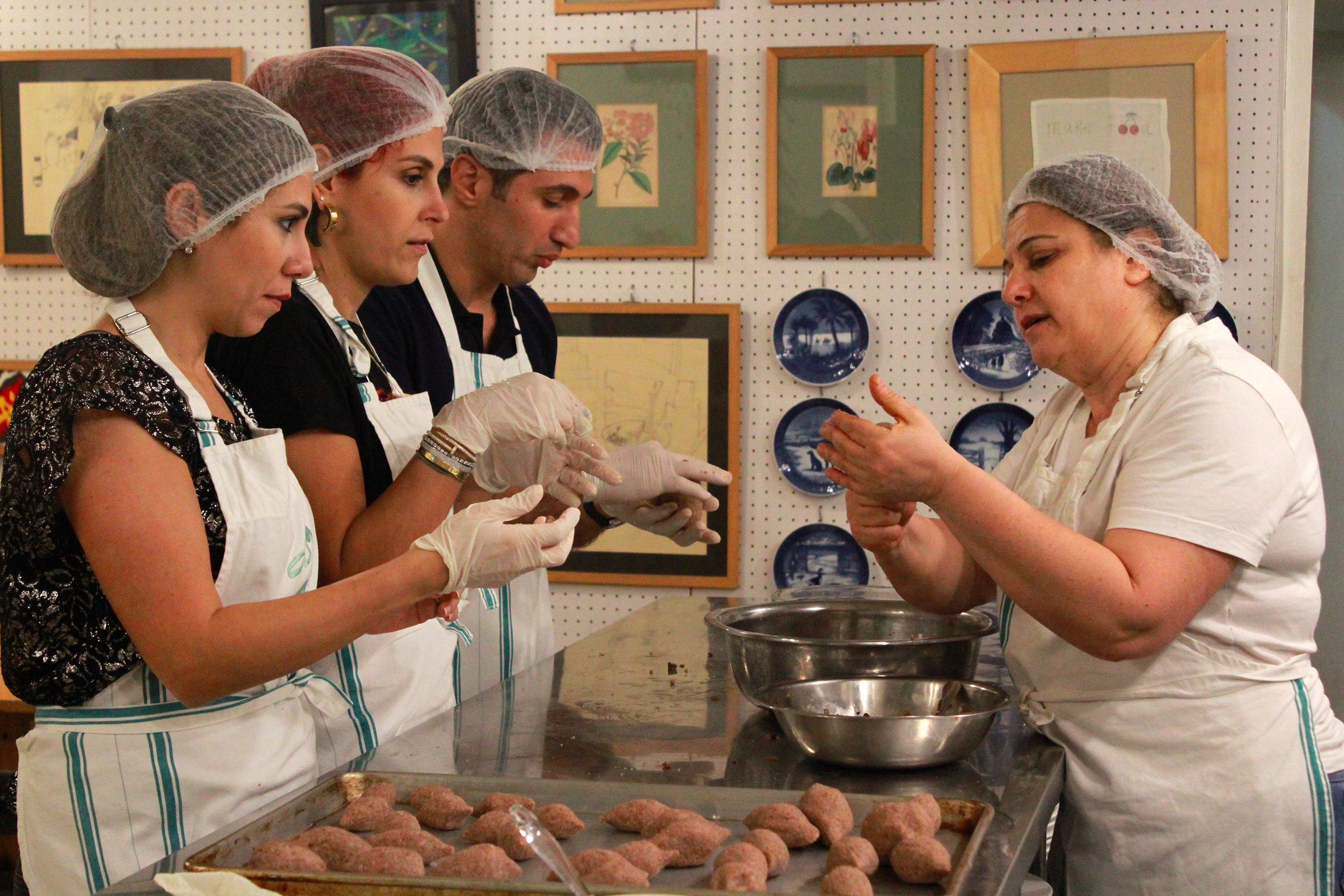 Lebanese Cooking Class in Beirut