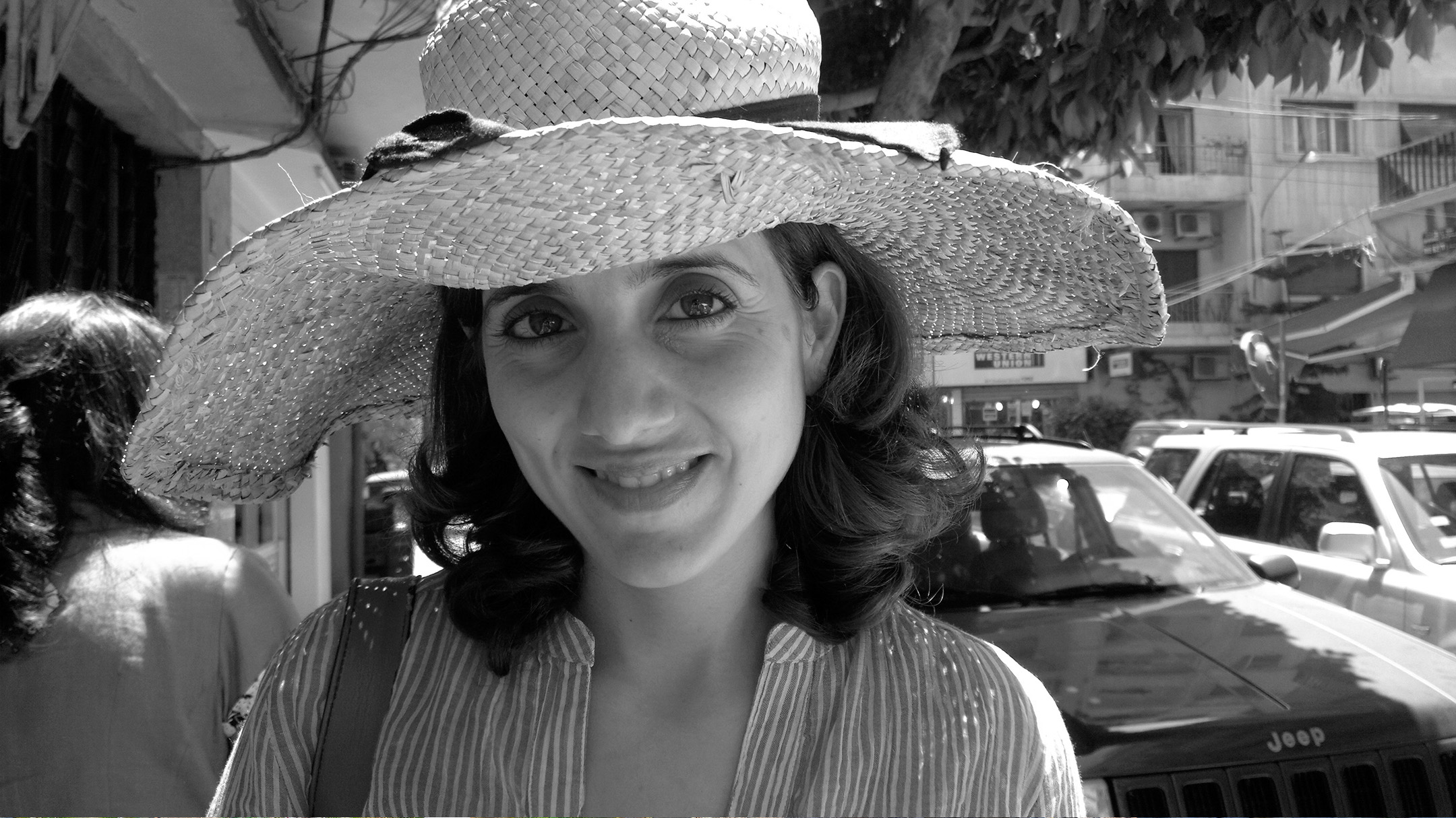 Elyssa Skaff, L'Hôte Libanais