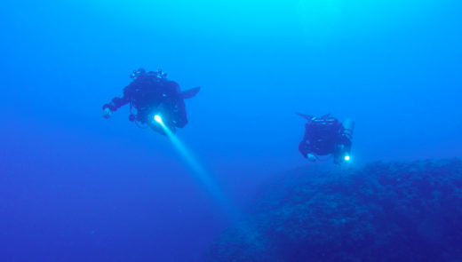 Scuba diving in Lebanon