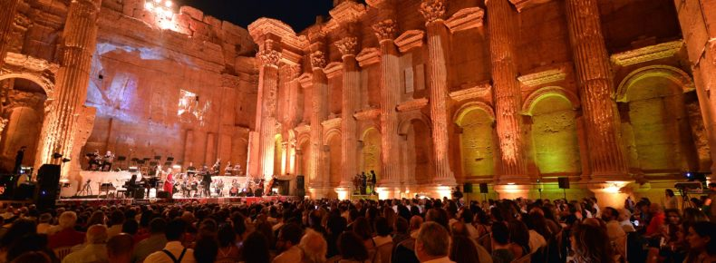 Baalbek international Festival - Lebanon festivals
