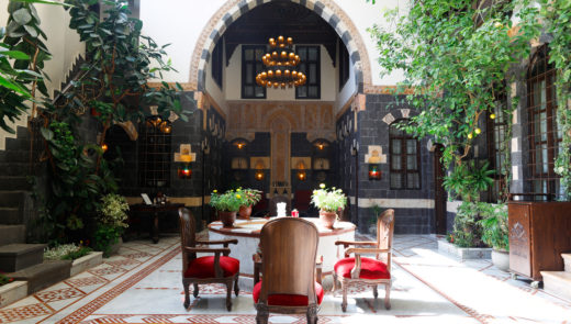 Damascus Hotels