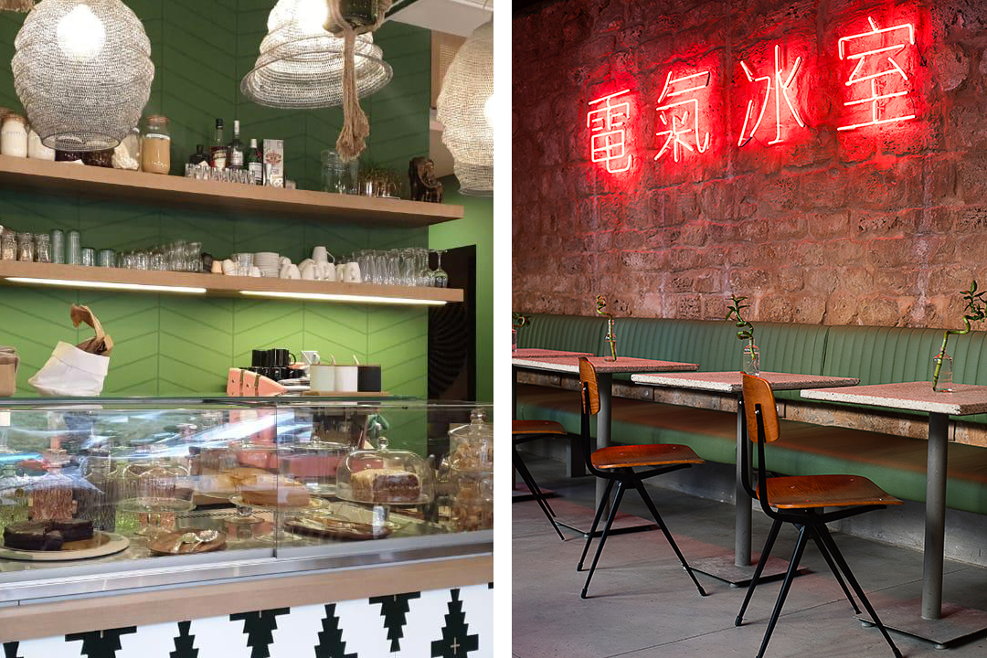 Fusion and Asian Restaurants in Beirut