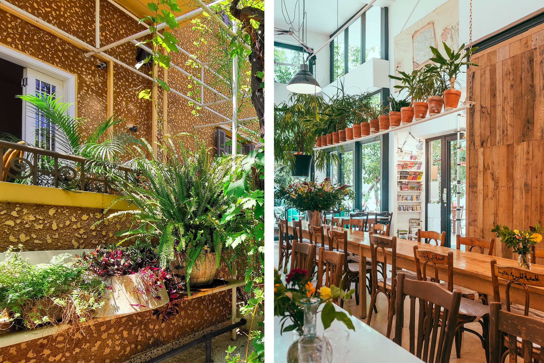 Makan and Tawlet restaurants, Beirut